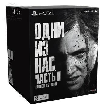 The Last of Us Part II Collector's Edition | Одні з нас Частина 2 Колекційне Видання PS4
