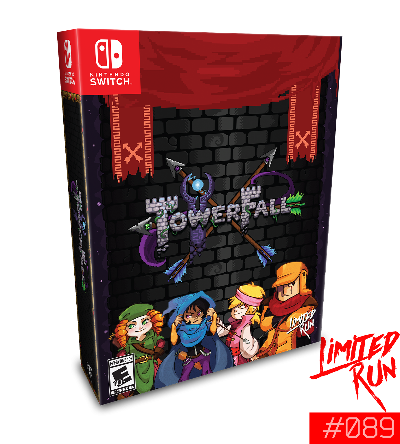 TowerFall Collector's Edition SWITCH