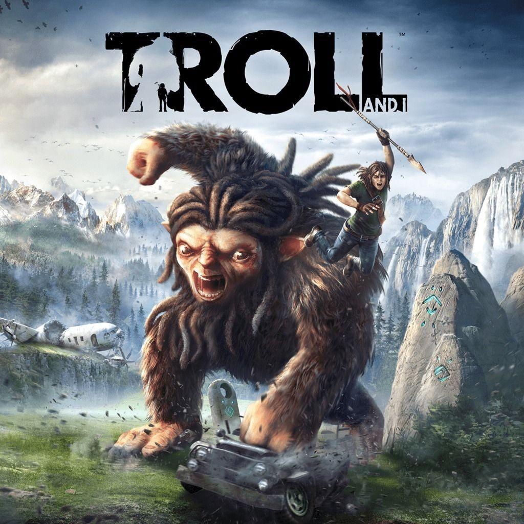Прокат Troll and I від 7 днів PS4