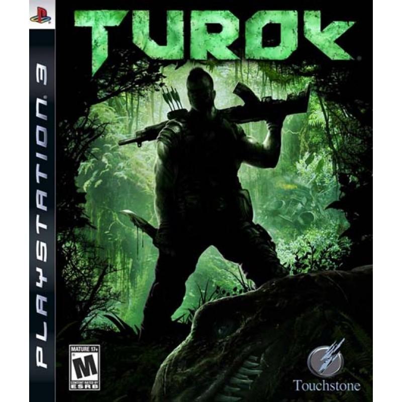 Turok б/в PS3