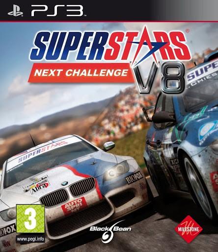 Superstars V8 Next Challenge б/у PS3