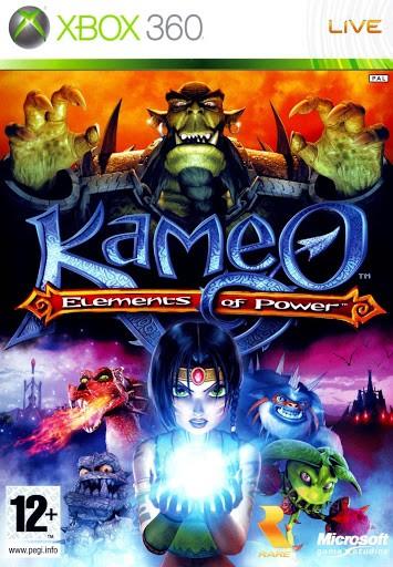 Kameo Elements of Power б/в X360