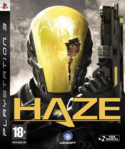 Haze б/у PS3