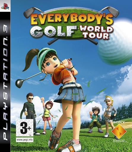Everybody's Golf World Tour б/в PS3
