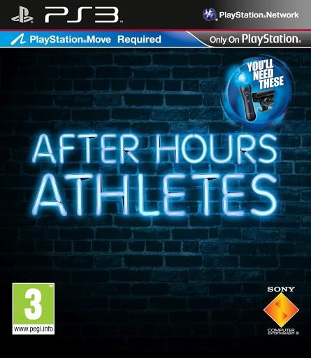 After Hours Athlete | Игры после работы б/у PS3