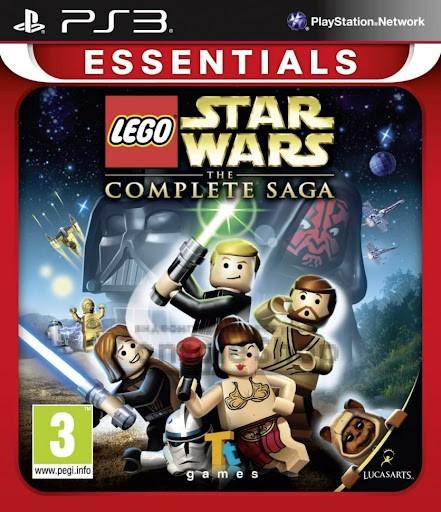 LEGO Star Wars The Complete Saga | LEGO Зоряні Війни PS3