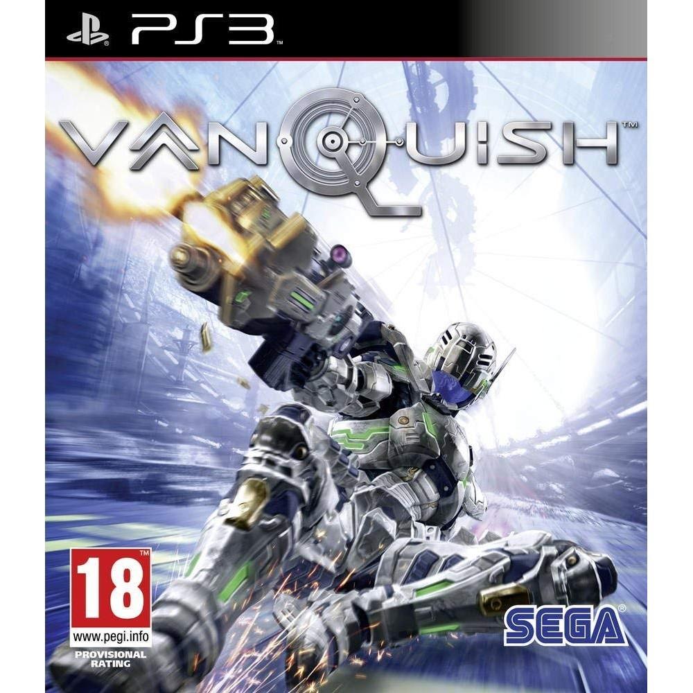 Vanquish б/у PS3