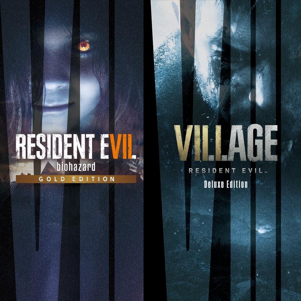 Прокат Resident Evil Village Deluxe Edition и Resident Evil 7 Gold Edition | RE8 Deluxe Edition and RE7 Gold Edition от 7 дней PS4/PS5