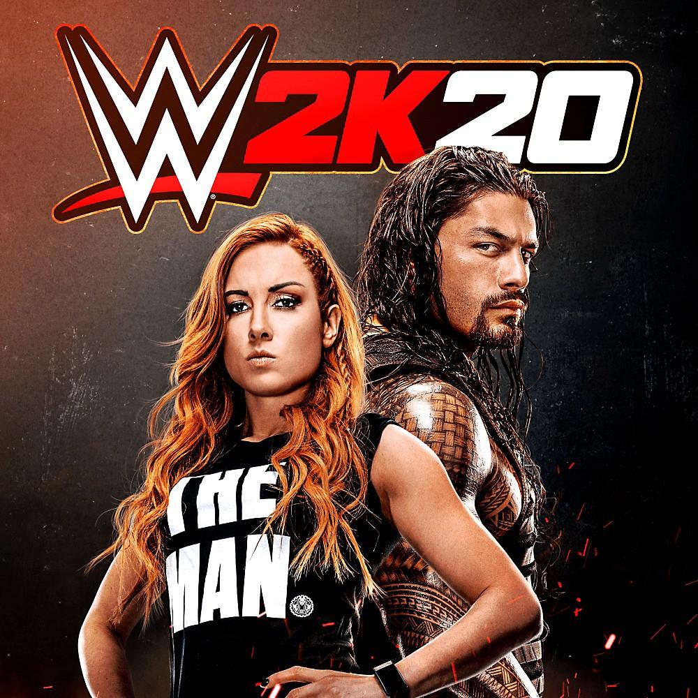 Прокат WWE 2K20 від 7 днів PS4