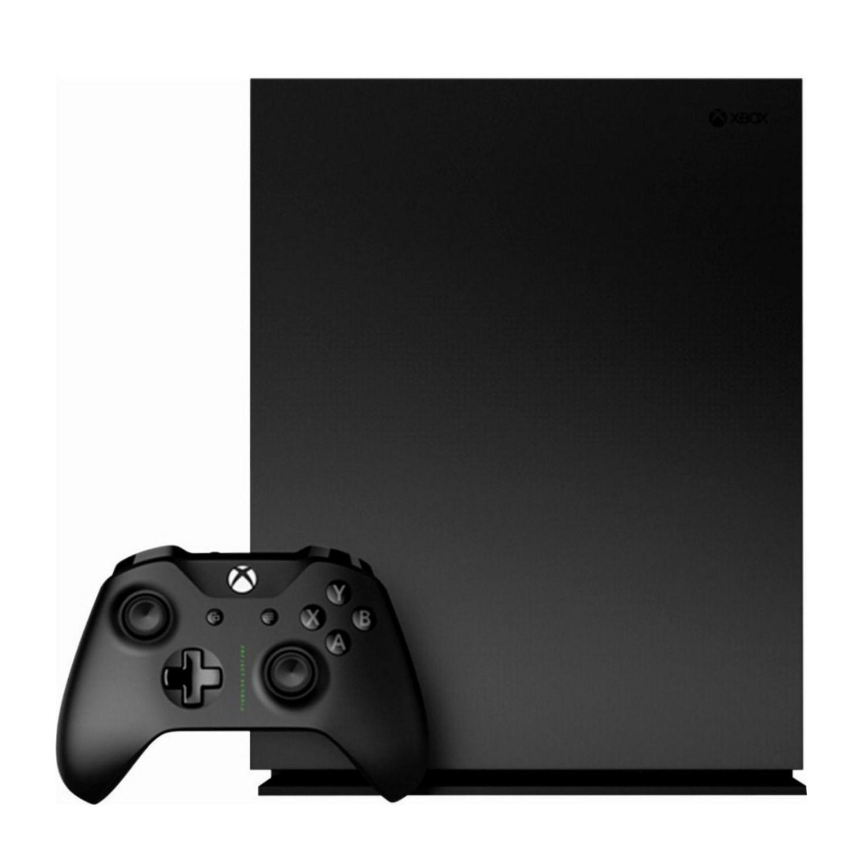 Microsoft Xbox One X 1TB Black XONE
