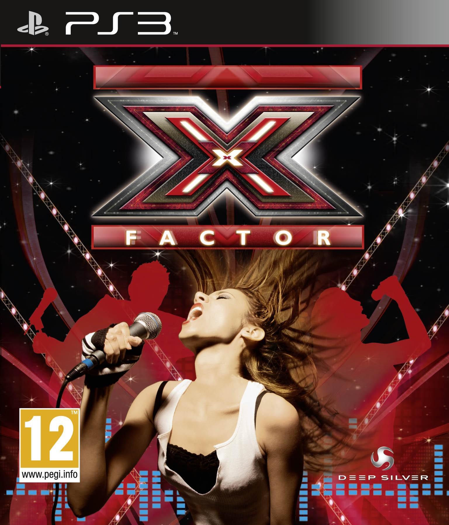 The X Factor б/в PS3