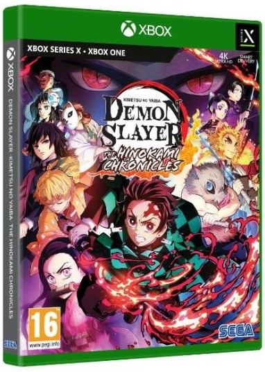 Demon Slayer -Kimetsu no Yaiba- The Hinokami Chronicles XONE/XSX
