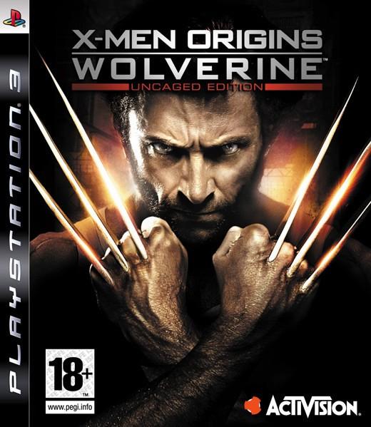 X-Men Origins Wolverine б/у PS3