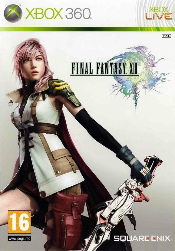Final Fantasy XIII | Final Fantasy 13 X360