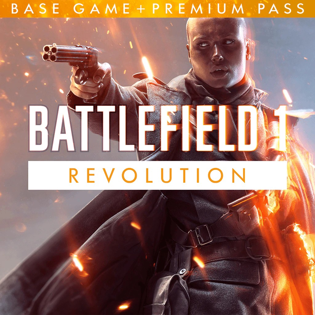 Прокат Battlefield 1 Революция от 7 дней PS4
