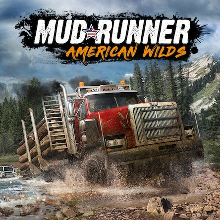 Прокат MudRunner - American Wilds Edition от 7 дней PS4