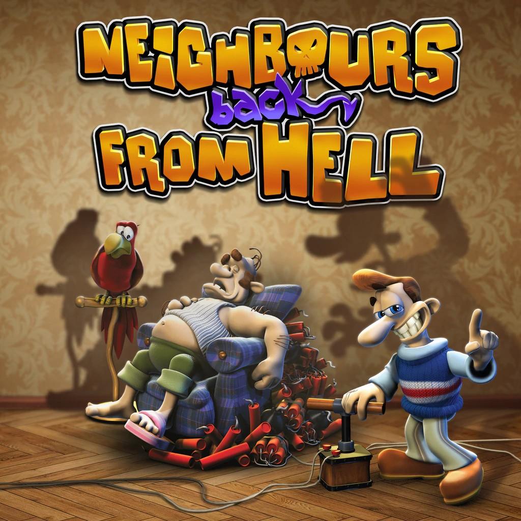 Прокат Neighbours back From Hell от 7 дней PS4